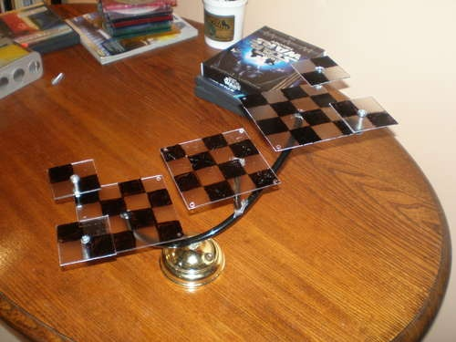 3d Chess Board Everything Pinterest