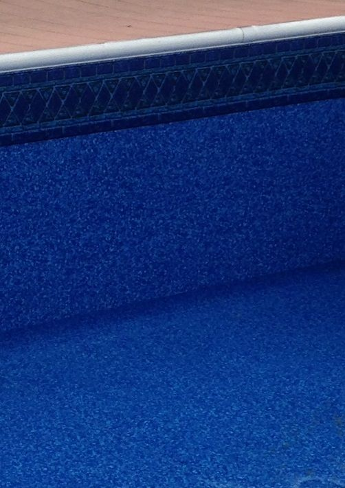 Pin by pooltech ny on swimming pools pinterest for Blue pond liner