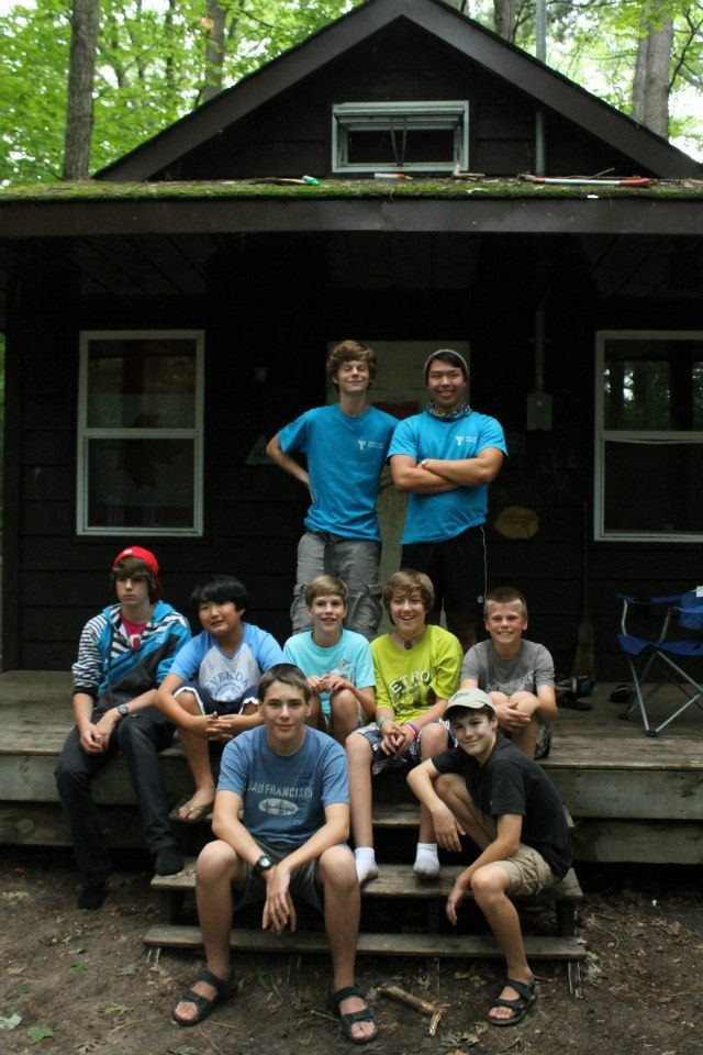 Boys cabin at summer camp camp kitchi week 4 of summer Summer camp cabins