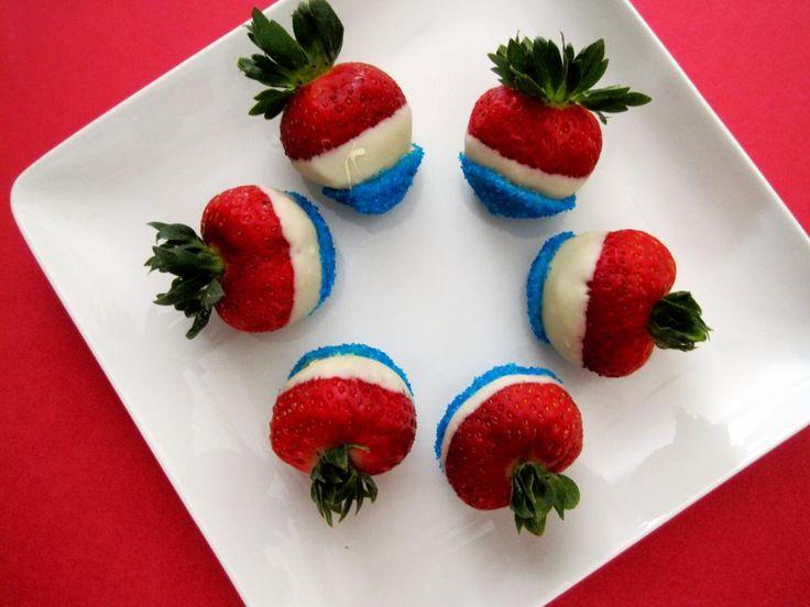 4th of july desserts no bake