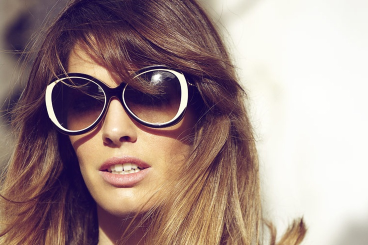 All sunglasses and clothes by Louis Vuitton // Starring Antonine Peduzzi and Luisa Orsini, Photos Olivia da Costa