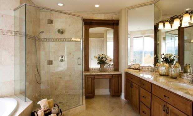 a bathroom retreat design center for the home