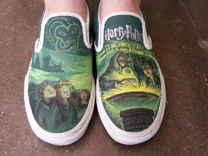 Half Blood Prince shoes