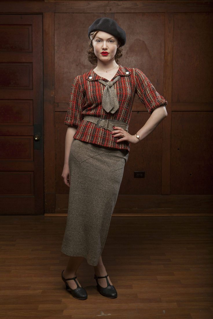 Holliday Grainger in Bonnie and Clyde | Sewing Inspriation ...