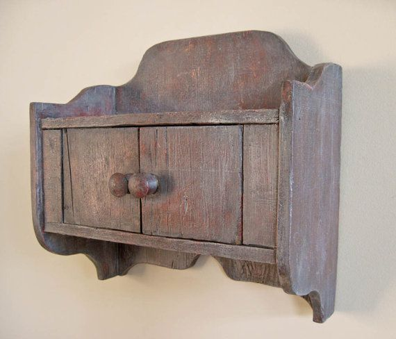 bathroom above the toilet small primitive rustic wall storage cabinet