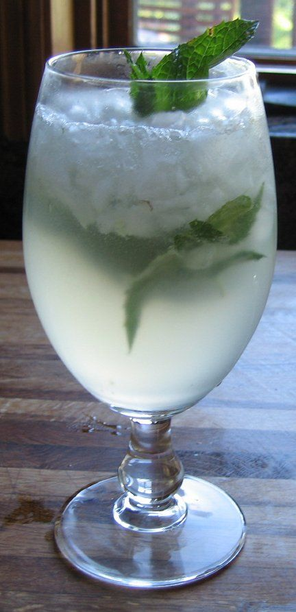 Mojito - Cuban Mojito- Looking to use Chocolate Mint from my herb ...