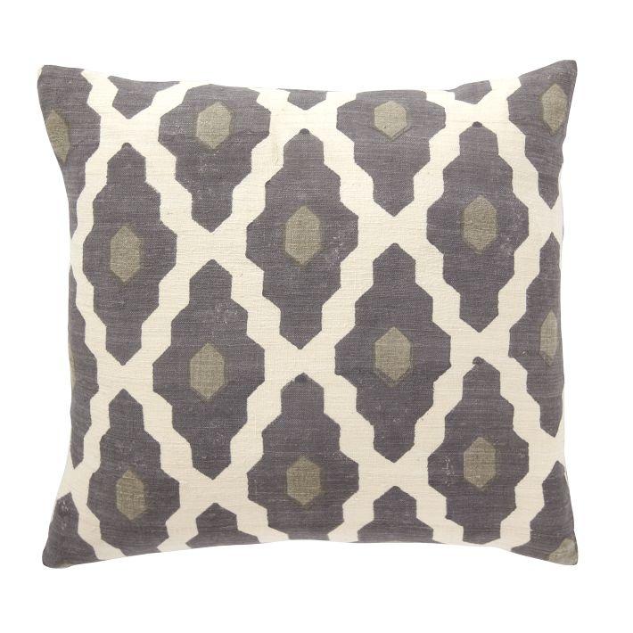 Pillow from West Elm Bedroom Pinterest