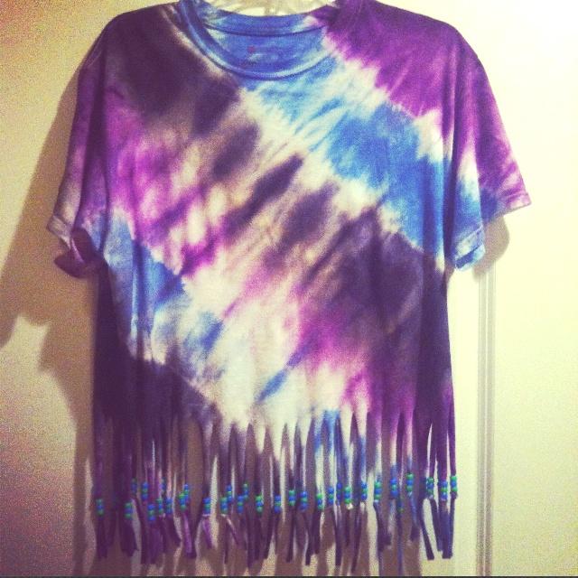 one of a kind tye dye shirt crafts pinterest. Black Bedroom Furniture Sets. Home Design Ideas