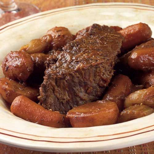 Pot Roast Provencal | Beef, Lamb and Veal | Pinterest