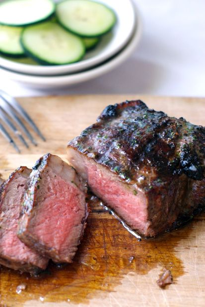 Cooking School: How to Grill the Perfect Steak | Heather Likes Food