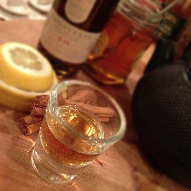 Tea Hot Toddy Recipe - The Gilded Teapot | Drinks | Pinterest