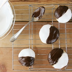 Black & White S'mores Cookies | Recipes I Want to Try | Pinterest