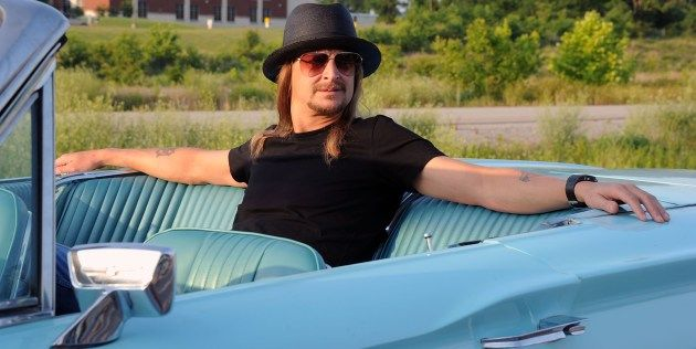 lets ride chords kid rock