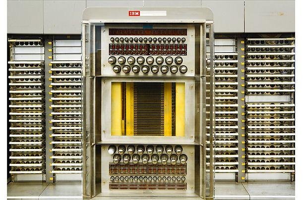 Harvard Mark 1 Computer