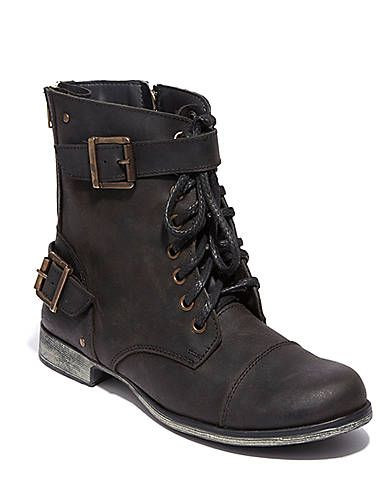 Sargeant Leather Boots | Lord and Taylor