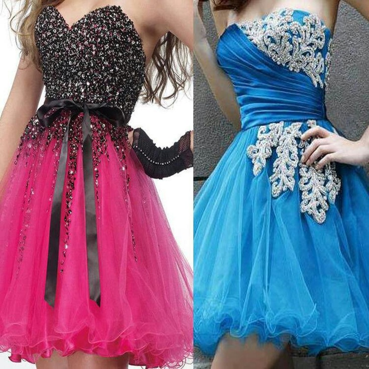 Prom dress for Jordan the pink one. | For my daughters | Pinterest
