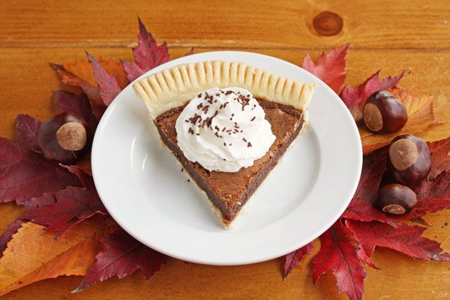 chocolate chess pie for thanksgiving sinfully delicious and sinfully ...