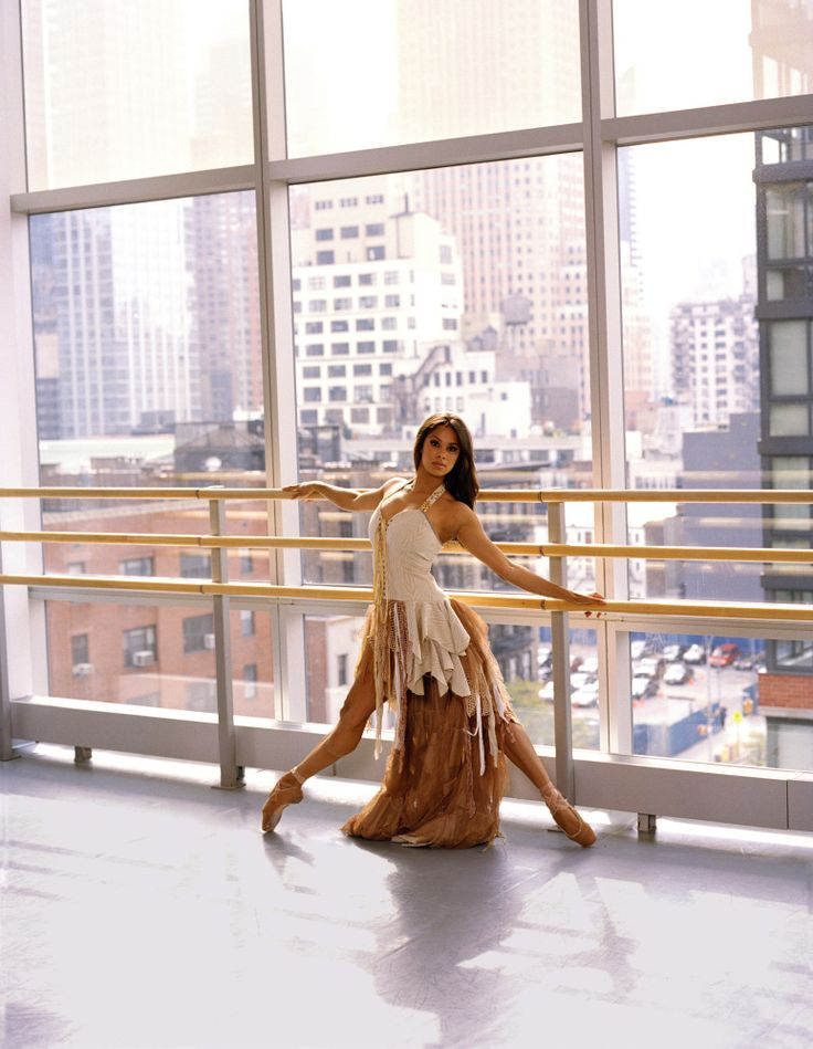 Anne Benna Sims Ballet African american female soloist for the american ballet theatre (abt