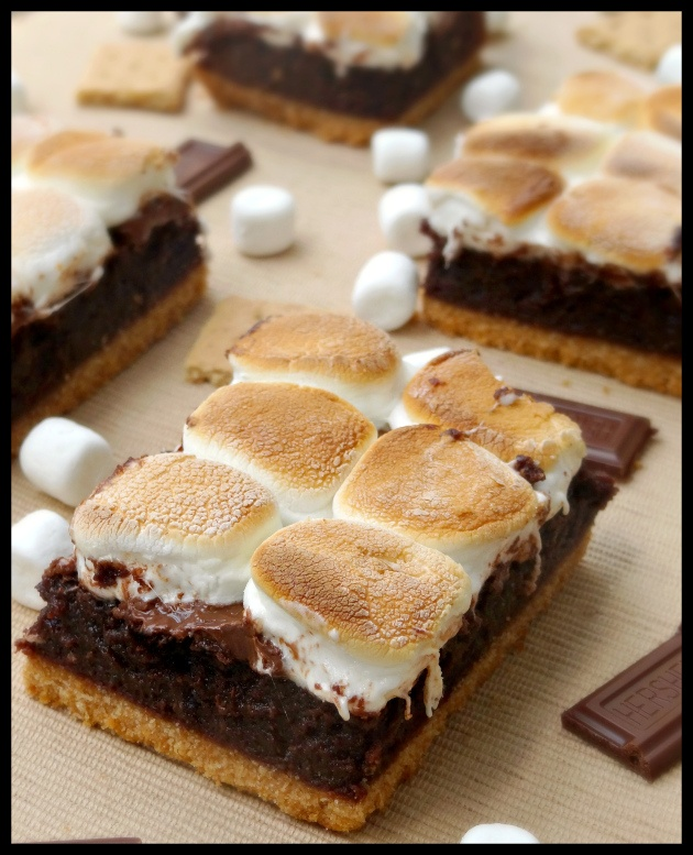 Brownie S'mores | Smores | Pinterest