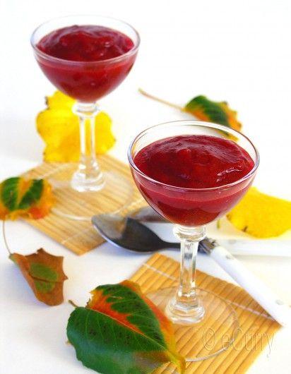 Plum Applesauce 3 | good food/fun food | Pinterest