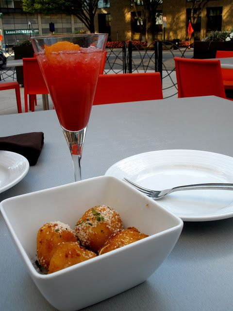 """Fried Mac & Cheese Balls ~ """"Exactly like the fried mac and cheese ..."""