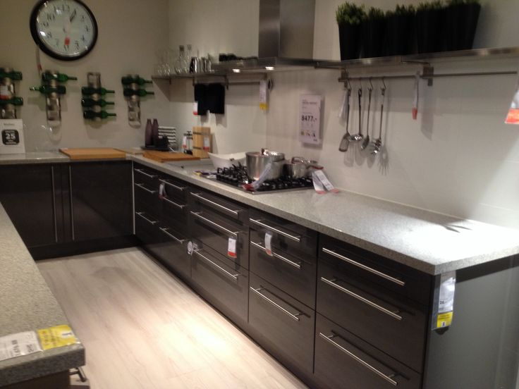 Hoogglans Keuken Ikea : Ikea grijs hoogglans abstract Kitchen Pinterest