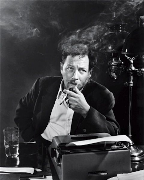 """""""Why do I write?  Because I find life unsatisfactory"""" - Tennessee Williams"""