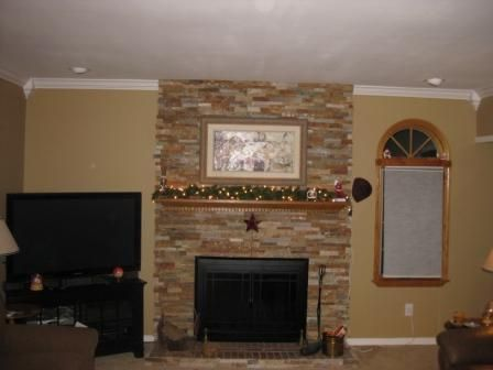 pin fireplace refacing on pinterest