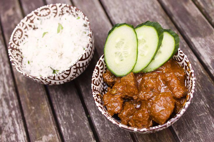 Glorious Beef Rendang Recipes — Dishmaps