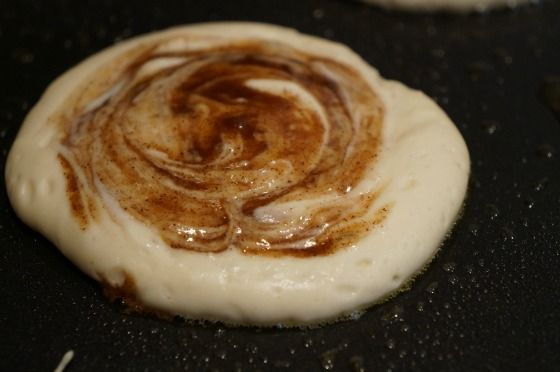 Cinnamon Swirl Pancakes | Recipes | Pinterest