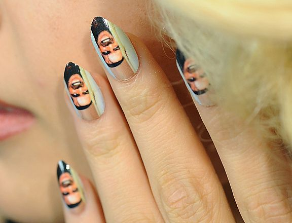 Pointy+Nail+Designs+2013 | Nail Art Superlatives: The Best, Boldest ...
