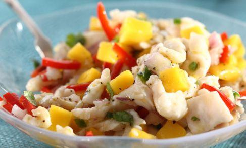 Red Snapper and Mango Ceviche | Recipe