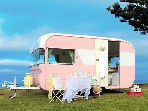 Beautiful Custom Retro Caravans New Zealand