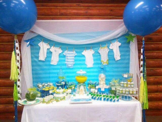Superb Pics Photos Baby Shower Backdrop Ideas ...