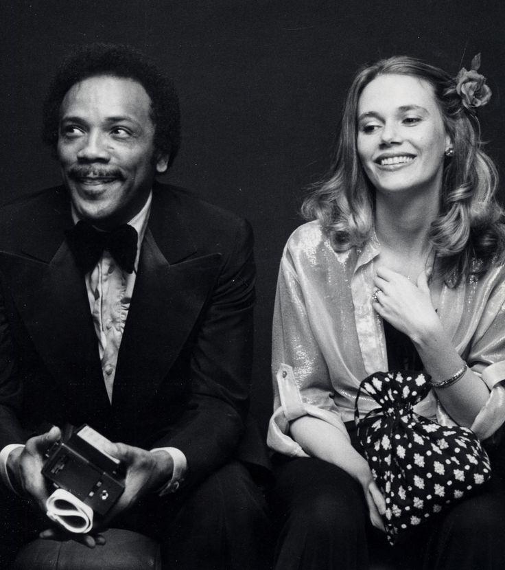 1977 Quincy Jones and Peggy Lipton | Glamorous Couples ...