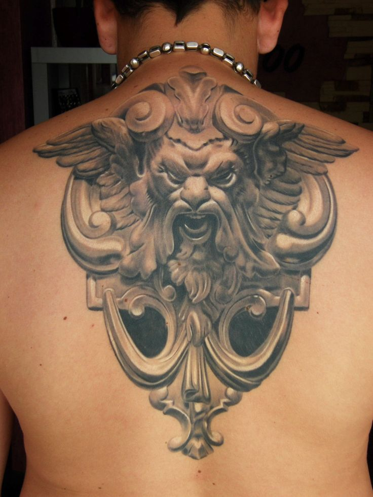Mythical Creatures Tattoos Designs Ideas 2