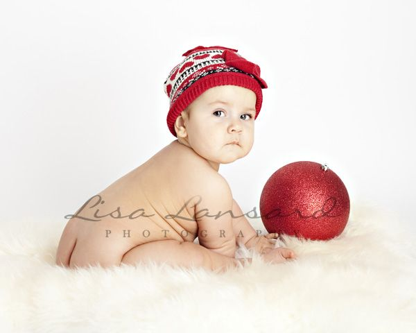 Baby christmas christmas photo ideas pinterest for Cute baby christmas photo ideas
