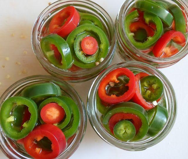 Pickled Jalapenos | Canning | Pinterest