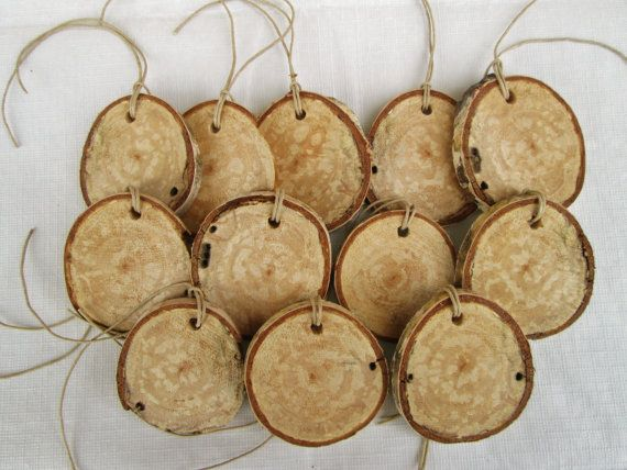 DIY Wood Slice Crafts