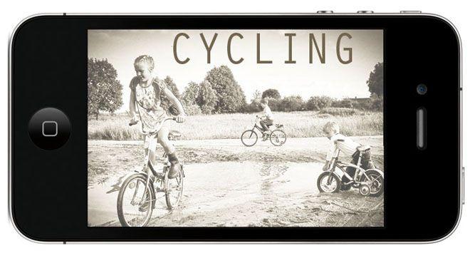 best bike tracking app ios