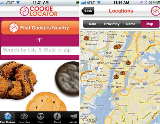 iphone tracking cookies