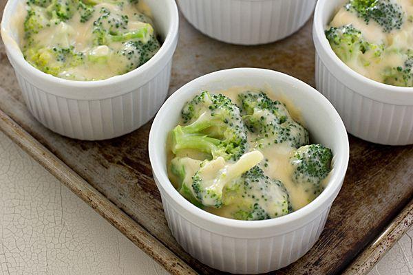 Recipe | Oh-So-Easy Broccoli Cheddar Pot Pies