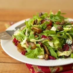 Roasted Pear Salad | Favorite Recipes | Pinterest