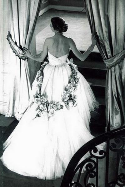 Christian Dior- 1950's