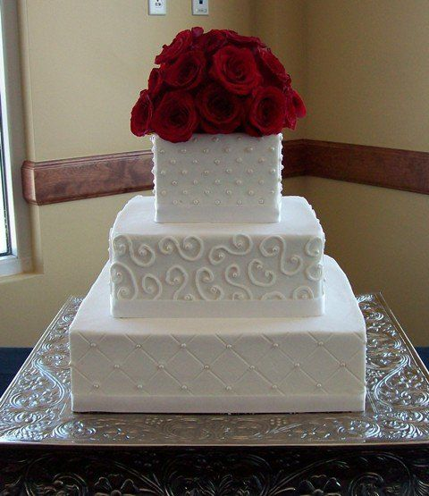 Layers Cake Design Studio : Cake different layer designs Wedding Ideas & Trends ...