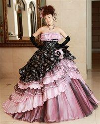 Custom size sweetheart beading 2014 blue plus size pink wedding dresses