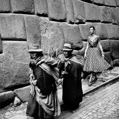 fashion model in Peru
