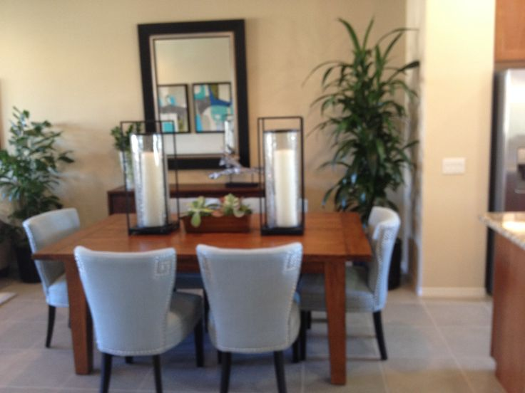 Real dining room dining room pinterest for D room dining room blankenberge