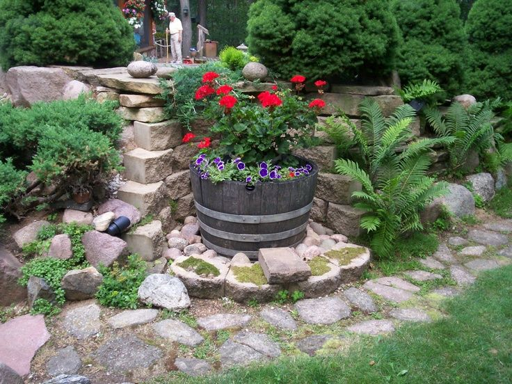 Pinterest Garden Decor Garden Decor Plants Yard Art
