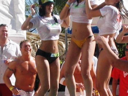 What happens in... Cancun, Salou, Ibiza, Chersonissos ...